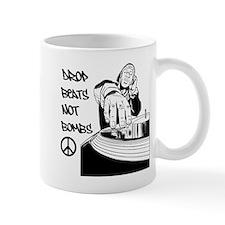 Drop beats not bombs Mugs