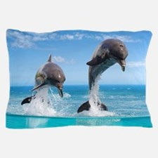 Marine Wildlife Pillow Case