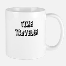 TIME TRAVELER Mugs