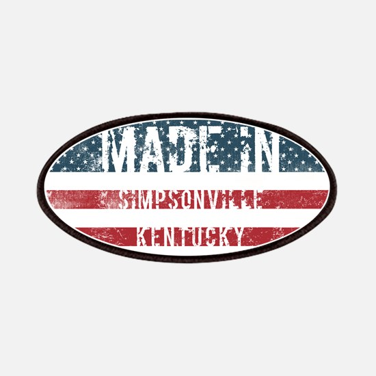 Made in Simpsonville, Kentucky Patch