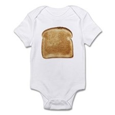 Toast Infant Bodysuit