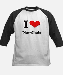 I love narwhals Tee