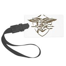 Navy SEAL Insignia Artistic Version Luggage Tag