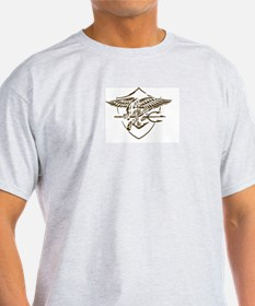 Navy SEAL Insignia Artistic Version T-Shirt