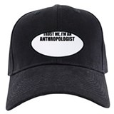 Anthropology Baseball Cap with Patch