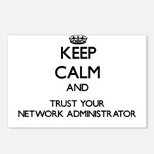 Keep Calm and Trust Your Network Administrator Pos