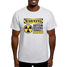 Autism Meltdown Probable T-Shirt