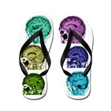 Neurology Flip Flops