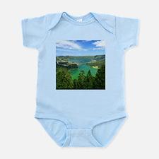 Sete Cidades lakes Body Suit