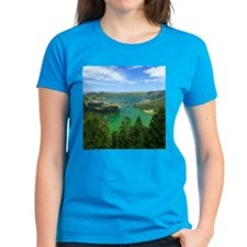 Sete Cidades lakes T-Shirt