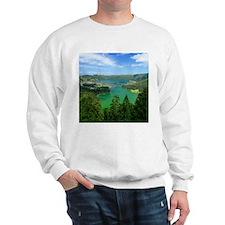 Sete Cidades lakes Sweatshirt