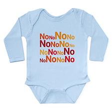 No No No No No Body Suit