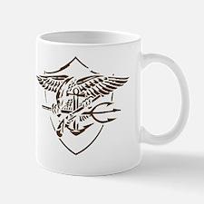 Navy SEAL Insignia Artistic Version Mugs