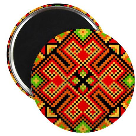 """Folk Design 4 2.25"""" Magnet (10 pack)"""