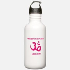 Theres no place like OM! Water Bottle