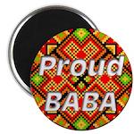 Proud BABA Magnet
