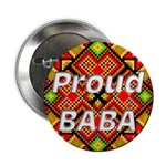 """Proud BABA 2.25"""" Button (10 pack)"""