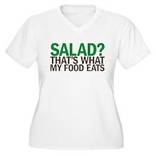 Salad Plus Size T-Shirt