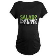 Salad Maternity T-Shirt
