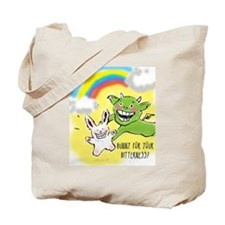 Bitter Bunny Tote Bag