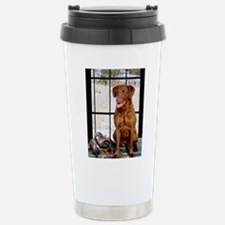 Funny Hunting dogs Travel Mug