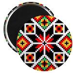 """Folk Design 2 2.25"""" Magnet (10 pack)"""