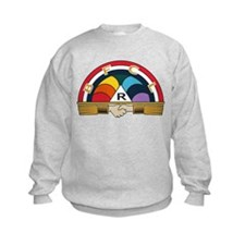 Rainbow Girls Sweatshirt