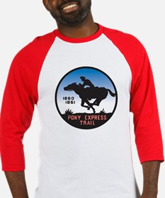 The Pony Express Baseball Jersey