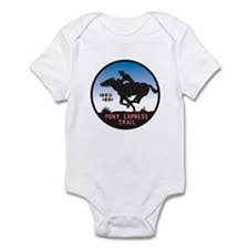 The Pony Express Infant Bodysuit