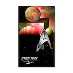 Cool Star Trek 35x21 Wall Decal