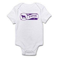 Make Mine Kuvasz Infant Bodysuit