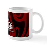 Black dagger brotherhood Standard Mugs (11 Oz)