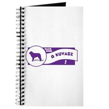 Make Mine Kuvasz Journal