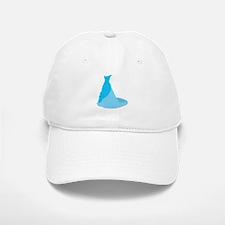 Blue wedding dress gown Baseball Baseball Cap