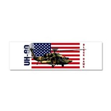 UH-60 Black Hawk Car Magnet 10 x 3