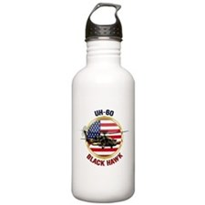 UH-60 Black Hawk Water Bottle