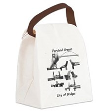 Bridge City Canvas Lunch Bag