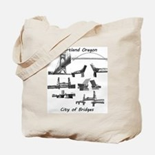 Bridge City Tote Bag