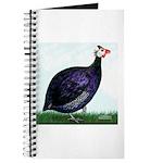 Royal Purple Guineafowl Journal