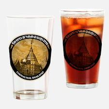 Wat Doi Suthep Drinking Glass