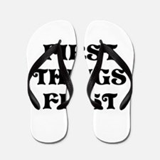 First Things First Flip Flops
