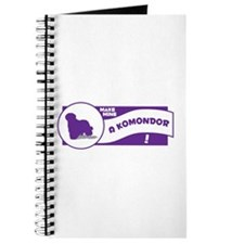Make Mine Komondor Journal