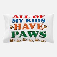 KidsHavePaws copy Pillow Case