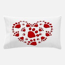 DogHeart copy Pillow Case