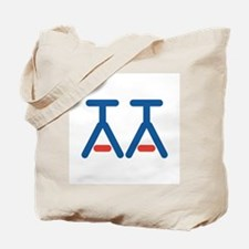Alcoholics Anonymous Netherlands Logo Tote Bag