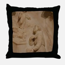 St Anthony Throw Pillow