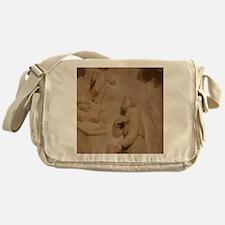 St Anthony Messenger Bag