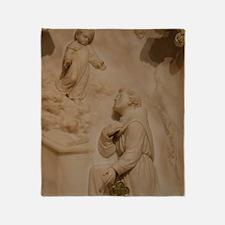 St Anthony Throw Blanket