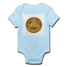 Alcoholics Anonymous Anniversary Chip Body Suit