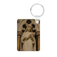 Saint Agnes Keychains